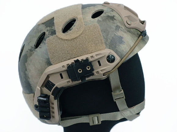 Airsoft FAST Carbon Style Helmet - ATACS