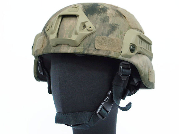 MICH TC-2000 ACH Helmet (with NVG Mount & Side Rail) - ATACS