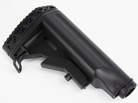 WELL - Collapsible Stock for M4/M16 AEGs- Black