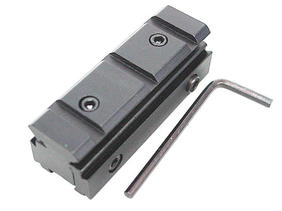 ACM - 11mm to 20mm RIS Weaver Rail Adaptor