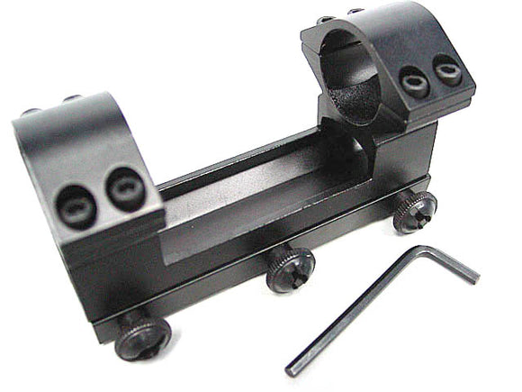 ACM - High Profile Scope Dual Ring (25mm) RIS Rail