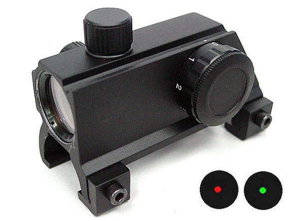 ACM - Red/Green Dot with mounting for MP5 Airsoft