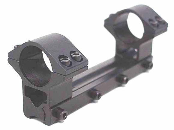 ACM - High Profile Scope Dual Ring (25mm) RIS Mount for 11mm Dovetail Rail