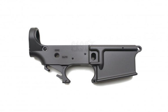 FCC - Cerakote Lower BCM Style Receiver for PTW/CTW Series - Black