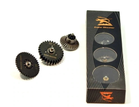 Super Shooter - Precision CNC Steel 32:1 Super High Torque Gear - CL4018