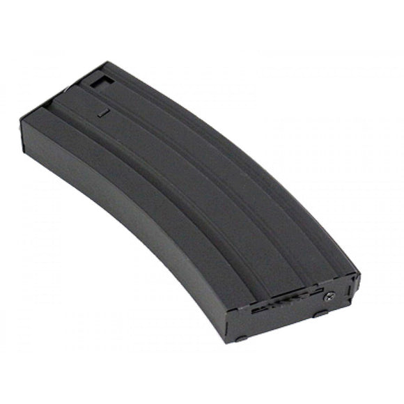 CYMA - Full Metal 450rds Hi-cap Magazine for M4/M16 - Black