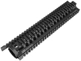 "Madbull - Daniel Defense Licensed Omega rail RAS 12"" for M4/M16 AEG - BLACK"