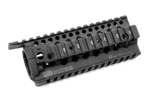 "Madbull - Daniel Defense Licensed Omega rail RAS 7"" for M4/M16 AEG - BLACK"