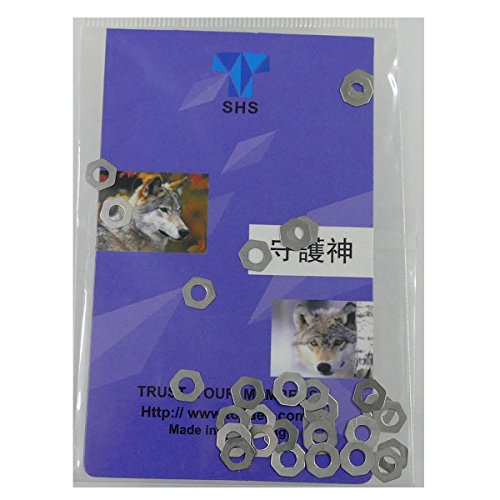 SHS - Precision 30pcs Shim Set (0.1, 0.15 and 0.2mm) - DQ0028