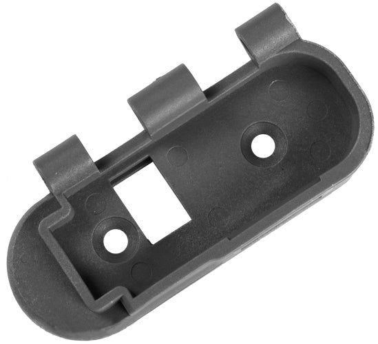 Echo1 - ASC Stock Plate for Echo1, Dboy SCAR-L AEG Series Black