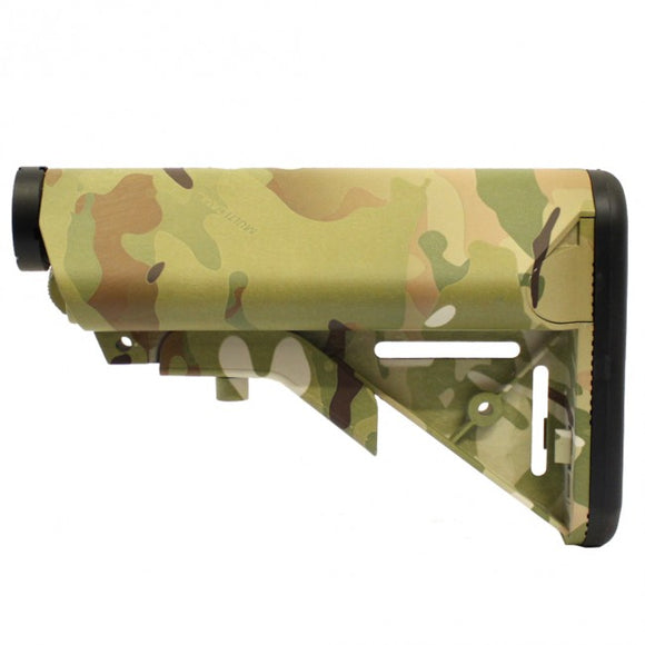 Echo1 Multicam Crane Stock - M4 Series