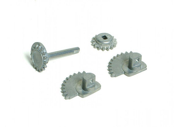 Echo1- ASC Replacement Internal Selector Gear Set for MK16 AEG Series