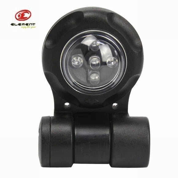Element - VIP Light Green/IR LED Light Seals Version (Black) - EX079