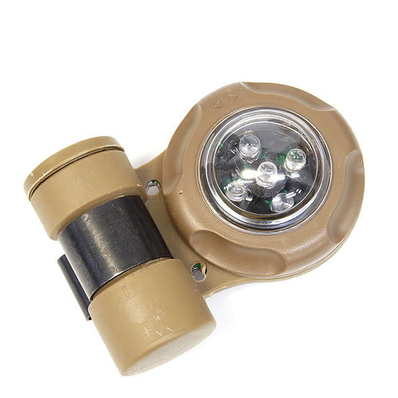 Element - VIP Light Green/IR LED Light Seals Version (Tan) - EX079
