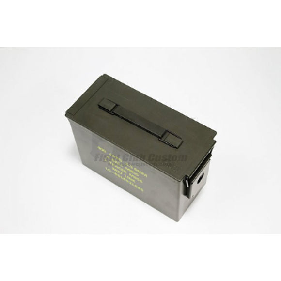 FCC - Polymer Ammo Can with Fight 7K rds 0.25g Bio BB