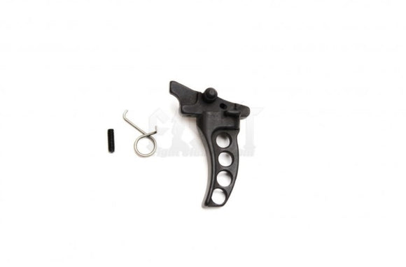FCC - Aluminum MA Style Tactical Trigger Anodized Black