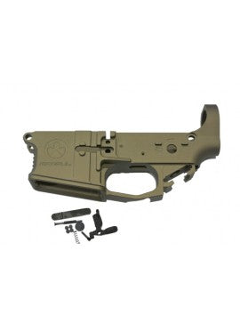 FCC - CNC MP Lower Receiver AMBI Bolt system for PTW/CTW Series - Bronze (Cerakote)