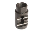 SHS - PWS Shark (14mm CCW) Steel Flash Hider  for AEG