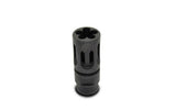 SHS - Vltor (14mm CCW) Steel Chrysanthemums Flash Hider for AEG