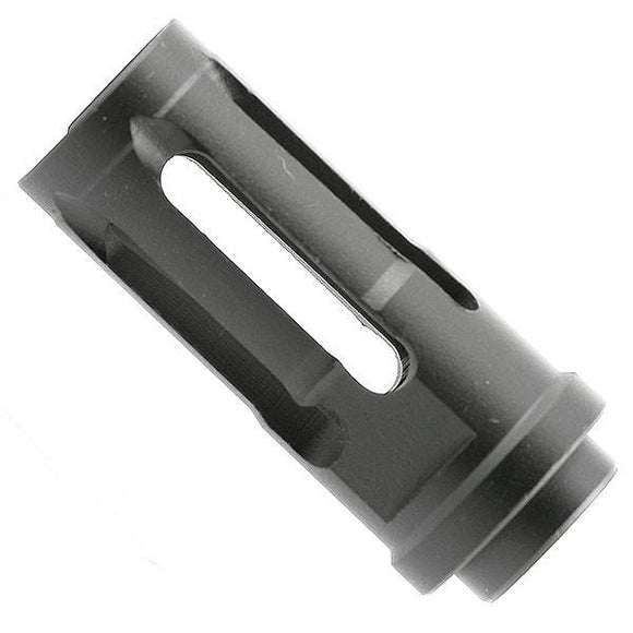 Airsoft MB6 Style 556 (14mm CCW) with Slotted Ports Flash Hider for AEG