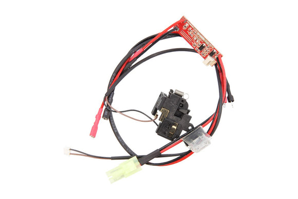 G&G - Wire with Gen.3 MOSFET Set for G&G V2 Gearbox (Rear) - 18AWG - G-18-063