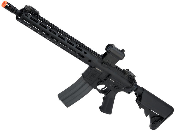 G&G Knight's Armament Licensed SR15 w/ M-LOK Handguard and G2 Gearbox AEG
