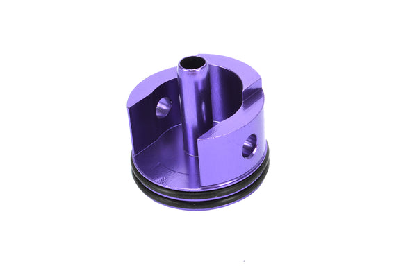 Lonex - Aluminum Cylinder Head V3 Gearbox - Purple - GB-01-06