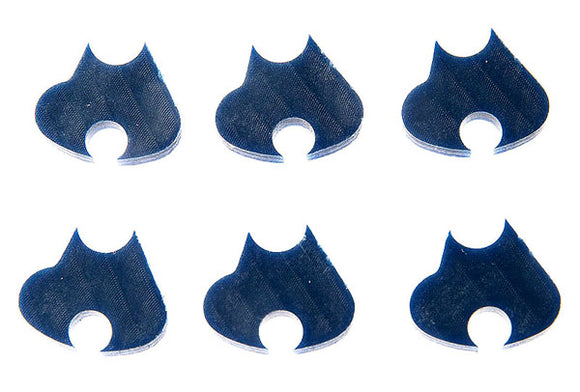 Lonex - Delay Gear Sector Clip (6pcs) Set- GB-01-62