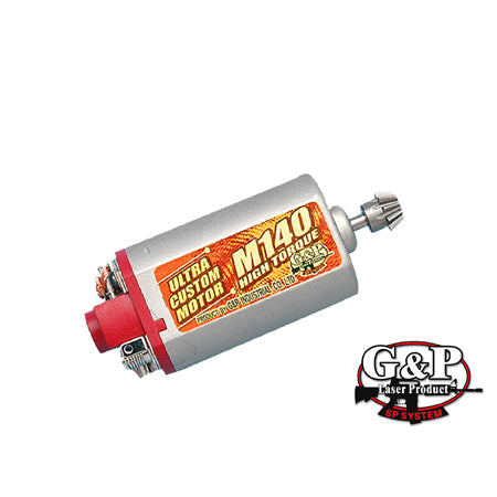 G&P - M140 High Torque Motor Short Type - GP691