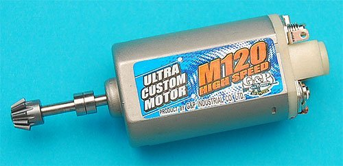 G&P - Motor M120 Ultra High Speed Custom Motor - MK14/DMR - GP837