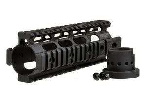 "Madbull - Gemtech 7"" Talon Rail System for M4/M16 AEG - Black"