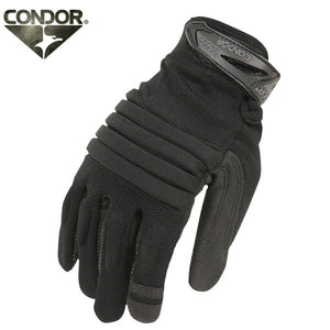 Condor - Stryker Padded Knuckle Gloves in Black Color - HK226-002