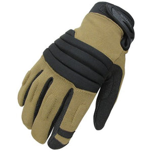 Condor - Stryker Padded Knuckle Gloves in Coyote Tan - HK226-003