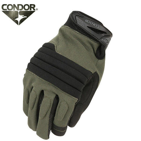 Condor - Stryker Padded Knuckle Gloves in Sage Color - HK226-007