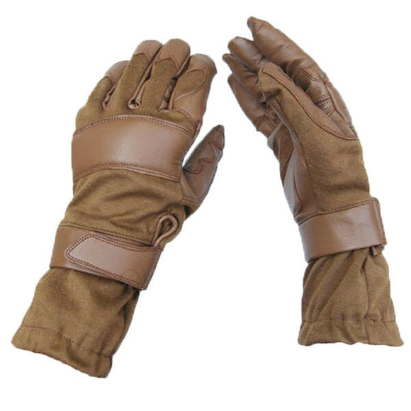 Condor - Combat Nomex Glove in Coyote Tan Color - HK227-003