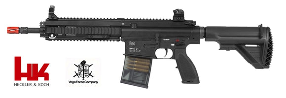 Umarex - Elite Force H&K 417 Black Long Version AEG (by VFC)