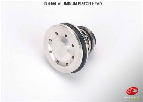 Element - Aluminum Piston Head - IN0406