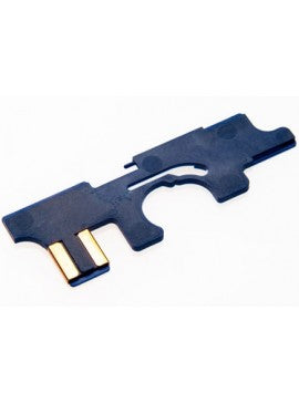 Lonex - Anti-Heat Selector Plate for MP5 - Blue - GB-01-21