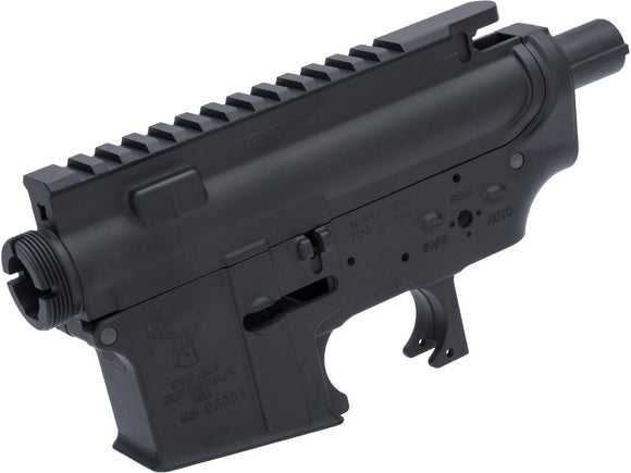 Madbull- Metal Body Version 2 with Stag Arms logo for M4/M16 AEG- Black