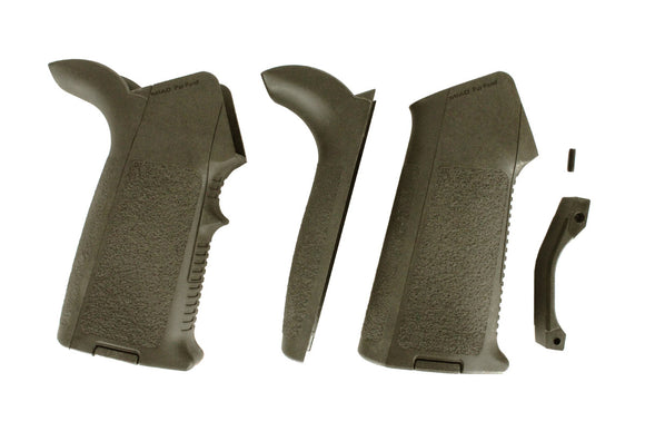 Magpul PTS MOE MIAD Full Kit Grip for airsoft - OD