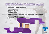 SHS - Selector Plate for V2 gearbox - Purple - NB0019