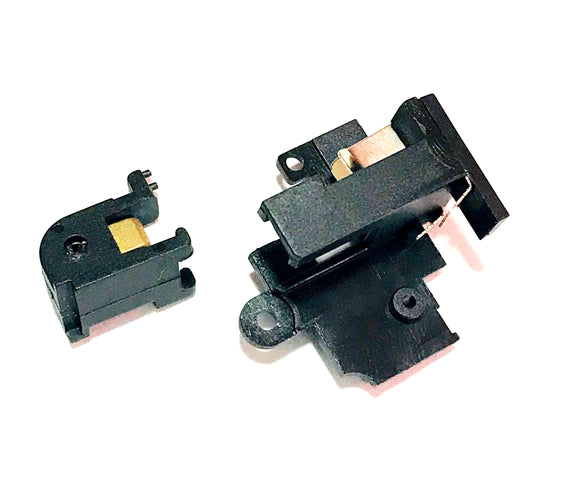 SHS - Trigger Switch Box for V2 Gearbox M4/M16 AEG Series  - Black - NB0027