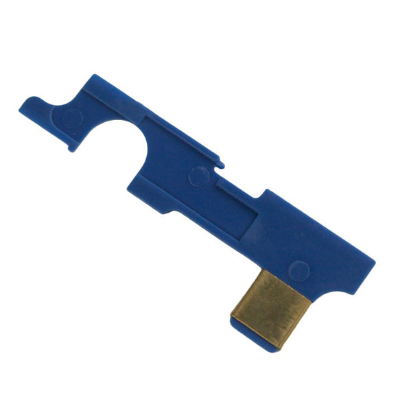 SHS - Selector Plate for V2 gearbox - Blue - NB0019B