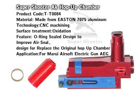 Super Shooter/SHS - Metal Hop-Up Chamber set for AK - T-T0084