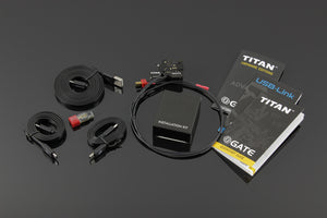 Gate Titan Advanced Set Rear Wired Mosfet for V2 Gearbox