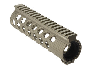 "Madbull - Troy TRX Battle Rail  7"" for M4/M16 AEG - FDE"