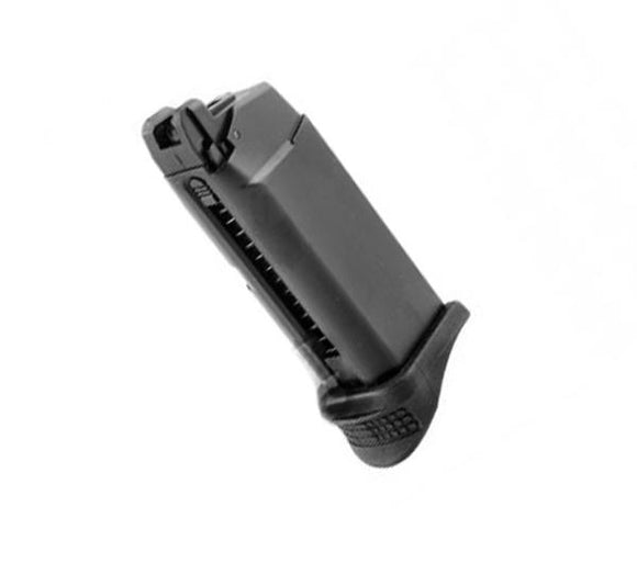 WE - Full Metal 15rds for G26 GBB Pistol magazine