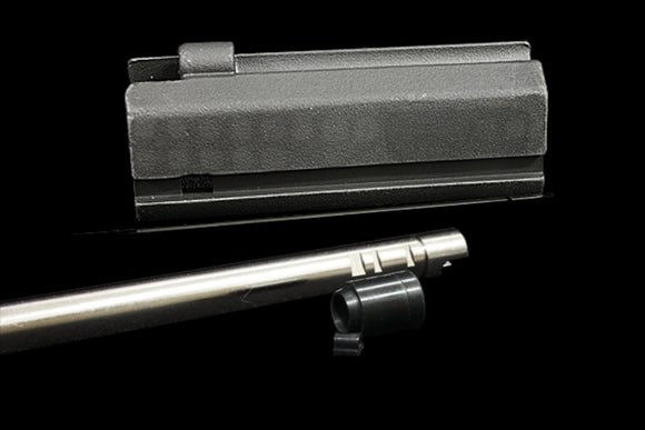 RA-TECH -  Bolt carrier and inner barrel set for GHK G5 GBBR- Black