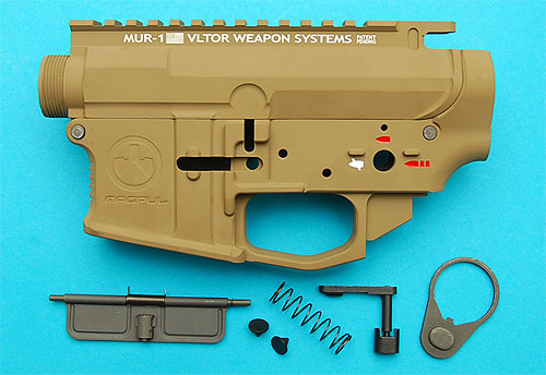 G&P - WA Limited Edition Magpul PTS GBB Metal Body in Sand Color - WP139S