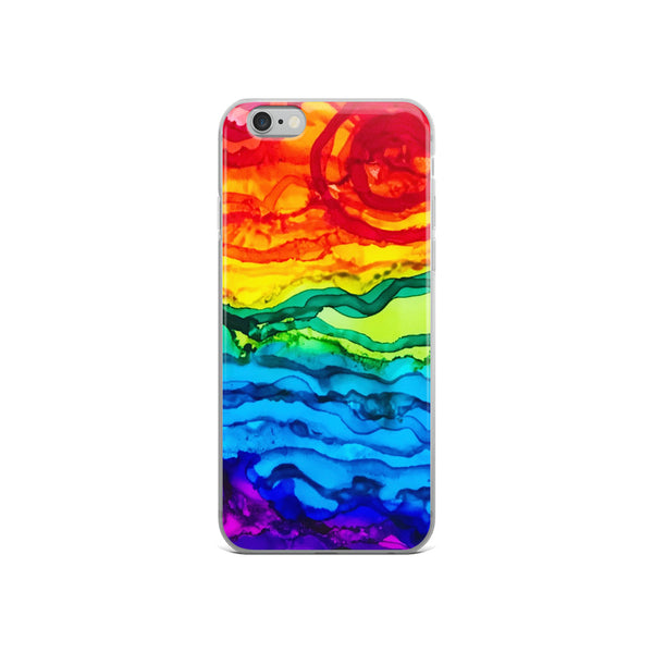 Pura Vida iPhone Case